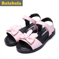 巴拉巴拉童鞋女童单鞋 小童宝宝 2017夏季新款 凉鞋儿童公主鞋子休闲