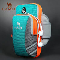 camel骆驼户外手机臂包 男女通用透气耐磨舒适时尚运动