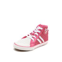 巴拉巴拉童鞋女童帆布休闲鞋儿童学生休闲童鞋板鞋女