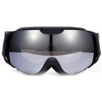 亲子款男女款可卡近视滑雪镜双层防雾大球面大视野滑雪眼镜