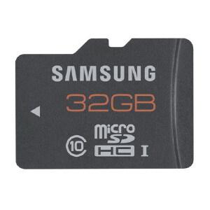 【当当自营】 Samsung 三星 32G TF(MicroSD/SDHC)高速存储卡(Class10)升级版48MB/S TF卡