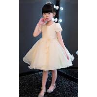 儿童礼服公主裙 蓬蓬裙女童婚纱连衣裙六一演出服花童裙