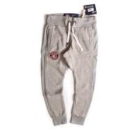 SUPERDRY/极度干燥 男士修身束腿裤卫裤