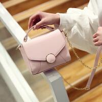 女包包韩版新款潮百搭简约链条包小方包单肩包斜挎包迷你小包