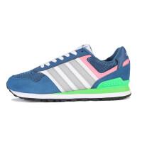 Adidas阿迪达斯 10K男子NEO运动慢跑休闲鞋  BB9859  现