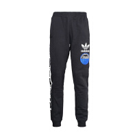 Adidas阿迪达斯    三叶草男子运动休闲收口长裤  BQ0890  现