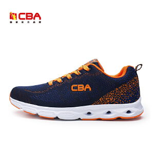 【618狂嗨继续】CBA男子跑步鞋 2017新款多功能跑步鞋男款运动休闲跑鞋