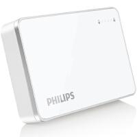 Philips/飞利浦 DLP6091 3A快充移动电源双USB大容量正品充电宝