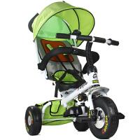 灿成儿童三轮车脚踏车婴儿手推车自行车T017