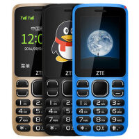 ZTE/中兴 L638 移动直板微信老人机大字大声大屏老年手机超长待机