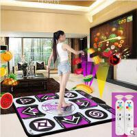 高清无线感应电视电脑两用单人智能发光跳舞毯家用运动减肥体感游戏跳舞机 可礼品卡支付