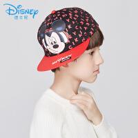 迪士尼儿童帽子米奇棒球帽宝宝鸭舌帽米奇帽