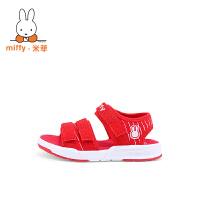Miffy米菲童鞋儿童凉鞋男童夏季2017新款女童休闲沙滩鞋子韩版潮