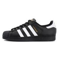 Adidas阿迪达斯男鞋女鞋 三叶草贝壳头运动低帮休闲鞋 B27140