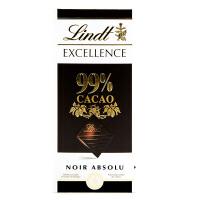 [当当自营] 法国进口 瑞士莲 特醇排装 99%可可黑巧克力50g