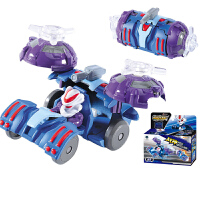 淘米 赛尔号精灵爆旋战车变形机器人对战竞技玩具