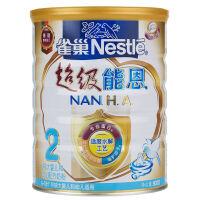 雀巢(nestle)超级能恩婴幼儿配方奶粉2段800克