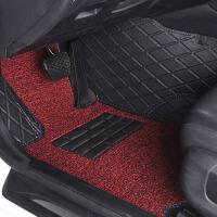 胜梅灿 沃尔沃C30 沃尔沃C70 S40 S80 V70 XC60专车专用环保耐脏无味易清洗耐磨防水防尘高档全包围皮革丝圈加厚汽车脚垫