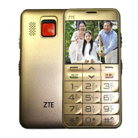 ZTE/中兴 U288+ 移动联通中老人手机直板大字体大声音 老人机