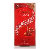 [当当自营] 瑞士进口 瑞士莲 软心 小块装牛奶巧克力100g