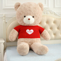 大号熊公仔1.6米毛绒玩具熊抱抱熊玩偶布娃娃生日礼物女