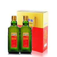 [当当自营] 西班牙进口 BETIS贝蒂斯 特级初榨橄榄油 礼盒装 750ml*2