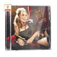 正版音乐 Diana Krall 戴安娜克劳 玩偶娃娃 CD