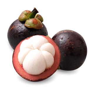 唯鲜良品 泰国进口山竹约1KG 细嫩味甜 4A级热带水果