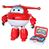 奥迪双钻超级飞侠遥控变形乐迪机器人会跳舞小爱变形儿童飞机玩具 遥控变形乐迪旗舰版