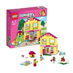 [当当自营]LEGO 乐高 小拼砌师系列 温馨家庭 积木拼插儿童益智玩具 10686