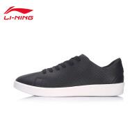 李宁休闲鞋男鞋运动时尚系列LN Eternity透气耐磨滑板鞋运动鞋AGCM091