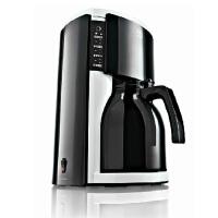德国原装MELITTA/美乐家 LOOK3Therm美式咖啡机银色 滴漏式咖啡壶
