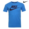NIKE耐克男子运动休闲圆领短袖T恤696708-435 支持专柜验货
