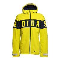 adidas阿迪达斯新款专柜同款男大童梭织茄克AZ8604