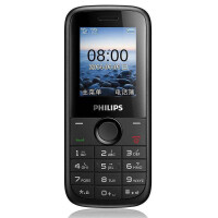 飞利浦 E130 移动联通2G手机 老人手机