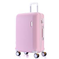 可爱登机箱行李箱女拉杆箱万向轮24寸