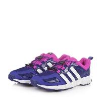 Adidas/阿迪达斯童鞋春季专柜同款女小中童运动鞋跑步鞋B26619