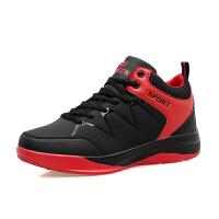 新百伦阿迪  2017春夏新款篮球鞋男季气青少年运动鞋中学生板鞋高帮减震战靴篮球