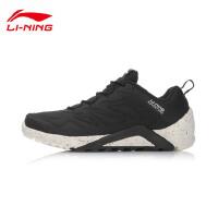 李宁跑步鞋男鞋2017新款户外系列Speed Lite防滑耐磨越野运动鞋AHRM003