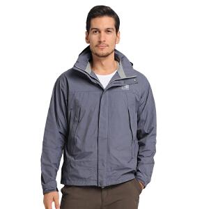 凯瑞摩karrimor冲锋衣男士防寒户外服装防水防寒服保暖外套