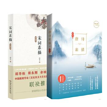 唐诗素描 湖南文艺出版社