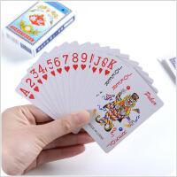 魔术扑克牌切牌大号斗地主聚会游戏纸牌