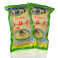 【江苏高邮馆】扬州特产 龙伟扬州特产扬州豆制品干丝300克1袋 干丝干240克1袋 包邮