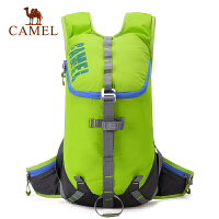 caeml骆驼户外双肩包 16L男女耐磨轻便背包出游登山徒步