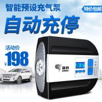WINDEK瑞柯便携式车载充气泵 汽车用打气泵12V便携式车用轮胎打气筒 RCP-A09A