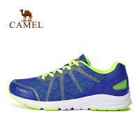 【领券满299减200】camel骆驼运动越野跑鞋 男款透气轻便低帮系带时尚跑步鞋