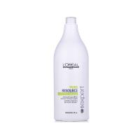 L'OREAL欧莱雅 油脂平衡洗发水洗发露1500ml 进口专业洗护发 油性发质洗发液 去油控油