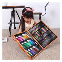 儿童画笔套装礼盒绘画水彩笔美术学习用品小学生画画工具生日礼物