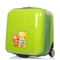 儿童行李箱拉杆箱旅行箱卡通登机箱箱包可爱16寸箱子