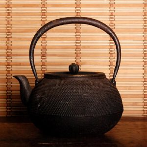 19世纪 南部铁壶